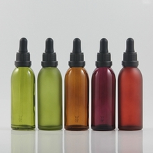 Wholesale Glass Hand Made Dropper Bottle 60ml