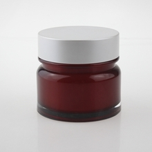 Wholesale Cosmetic Amber Cream for Make-up Jars