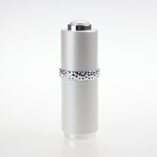 Wholesale Cosmetic Plastic Dropper Bottles in White