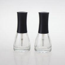 12ml Wholesale Makeup Packaging Cone Shape Nail Bottles