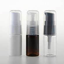 Colored Wholesale Plastic PET Lotion Bottle with Cap