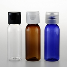Wholesale Colored Plastic Lotion Bottle with Aliuminum Cover