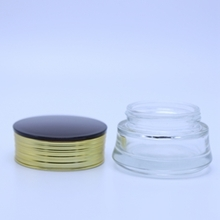 30g 50g Glass Containers for Facial Cream Wholesale