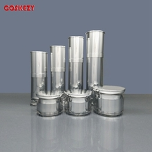 Silver High-grade New Style Acrylic Round Set Packaging