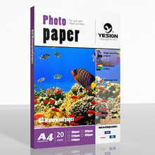 270gsm Premium RC Woven photo paper A4