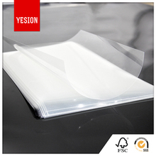 Non-waterproof inkjet PET printing film