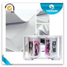 8 x 10 photo paper 260g RC glossy/satin/matte/silky/rough/woven photo paper