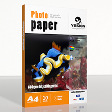 Inkjet Magnetic glossy  photo paper  A4