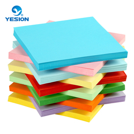 Dye Colored paper