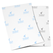 self-weeding(no-cut) laser dark transfer paper