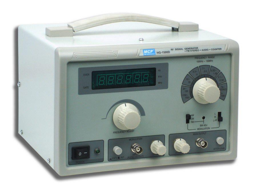 HG1500/HG1500D,signal generator design ,RF generator,SIGNAL