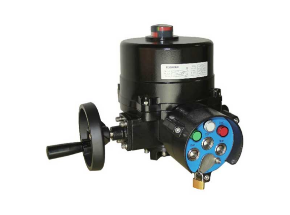 Product Part Turn Local Control 90 176 Rotation Actuator