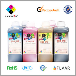 ECO-512 ECO Solvent Based Inks For Konica High-resolution printheads