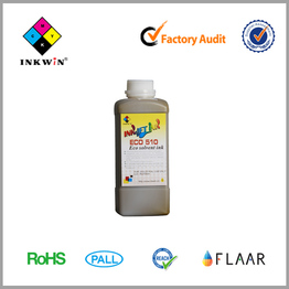 ECO-510 ECO Solvent Based Inks For Seiko High-resolution printheads