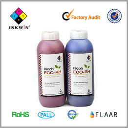 RH2 No Smell ECO Solvent Ink For Richo Printhead GEN5