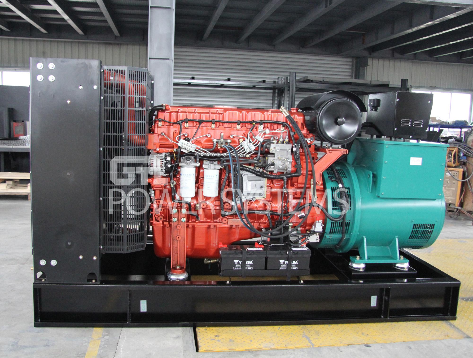 Product YuChai Diesel Generator sets Silent Diesel Generator