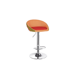 Patchwork Fabric Cover Bar Stool (Koni)
