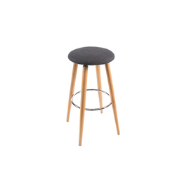 Bar Furniture Fabric Bar Stool Chair