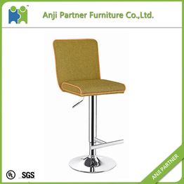 Fabric Cover Bar Stool (Matmo)