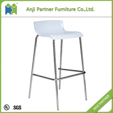High quality china manufacturer durable plastic bar stool (Harvey)