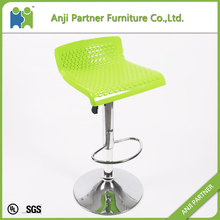 High quality elegant modern designer plastic bar chair stool(Henry)