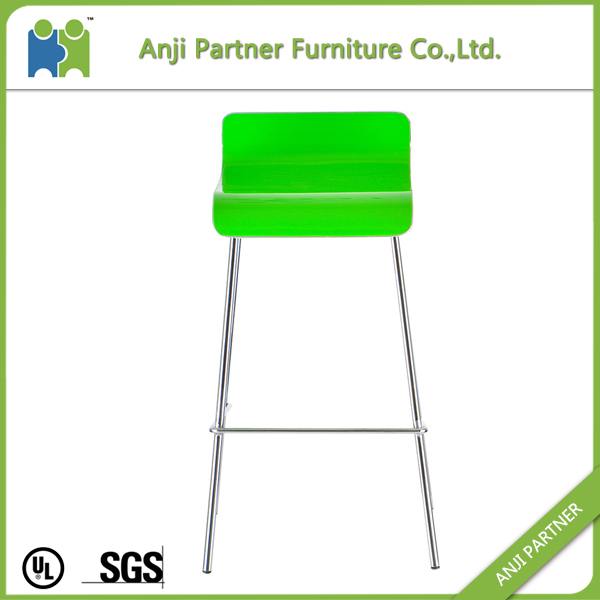 New Unique Durable Material Pvc Seat Bar Stool Chair