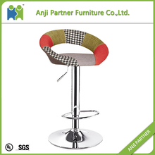 Patchwork Fabric Bar Stool (Maysak)