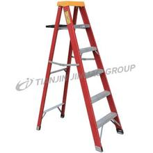 Fiberglass Single Sided Step Ladders FM27