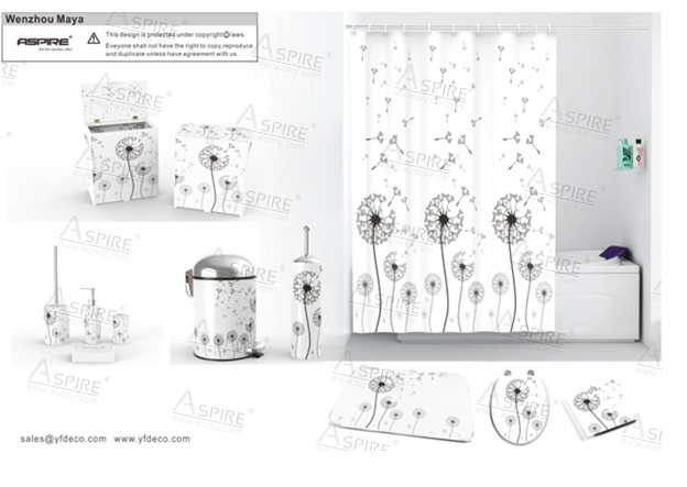 Product Hotel Bathroom Accessories Bathroom Coordination Set