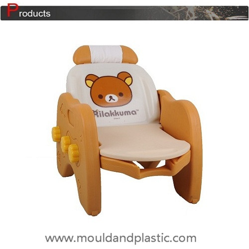 Child Hair Wash Chair Mould Blow Molding Blow Moulding