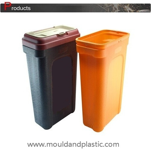 Garbage Can Mould Large Blowing Mould Blow Moulding