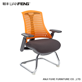 Chinese most sale office chair with sturdy black armrests