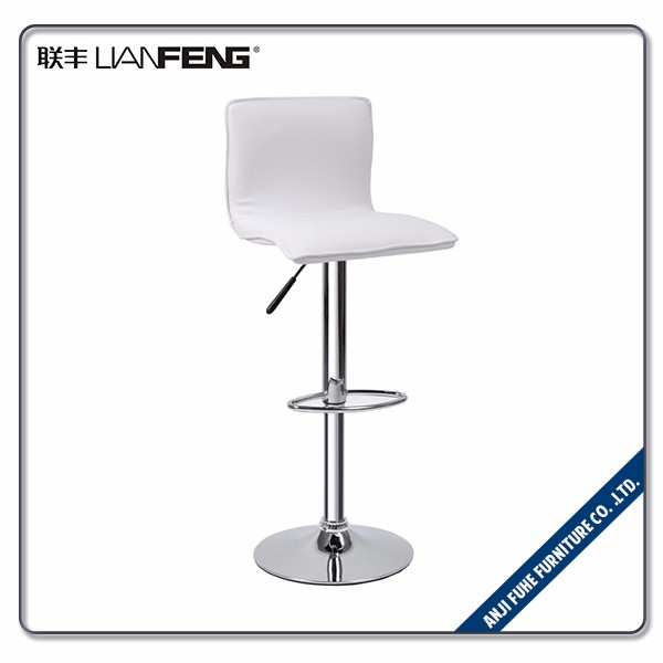 Adjustable Chairs With Leather Bar Stool Chair Bar