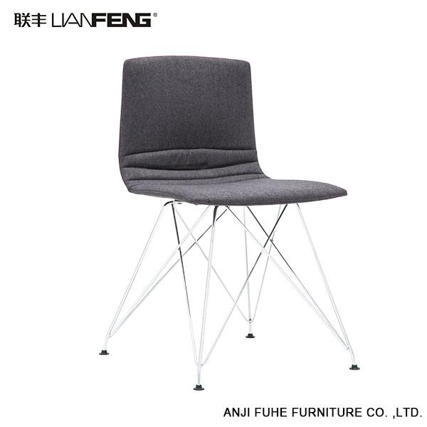 High Tech Environmental Bar Chair With Foam Cushion Bar