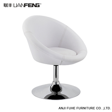IANFENG wholesale PU leather bar stool with armrest