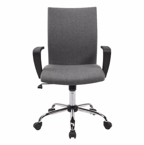rolling office chair with arms