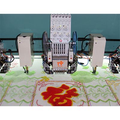 Product Chenillechain Stitch Mixed Embroidery Machine Series