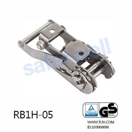 1 116 inch Stainless Steel 304 Ratchet buckle for truck