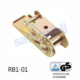 1inch 800kg steel ratchet buckle