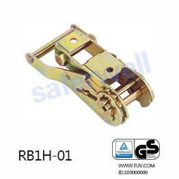 1inch Heavy Duty Ratchet buckle Tensioner B.S 1500kg