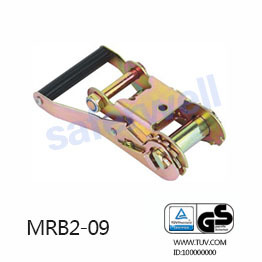 2 inch 197mm middle Ratchet buckle lashing parts for secure cargo