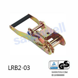 2 inch 5000kg Cargo Lashing Buckle with Plastic handle