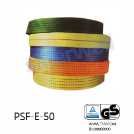 2 inch(50mm)5000kg, 6300kg and 7500kg Polyester webbing for ratchet tie down