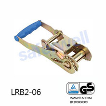 Ratchet buckle lashing parts for secure cargo