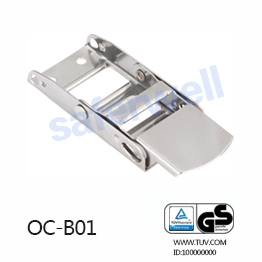 Stainless Steel 304 light duty Over-center Buckle