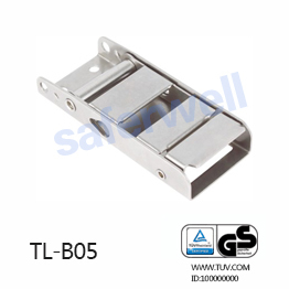 Stainless Steel tysafe buckle for truck tie down