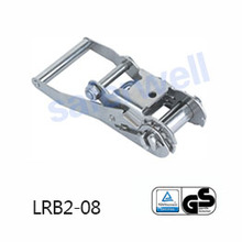 Stainless steel Ratchet buckle for secure cargo