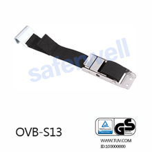 Stainless steel buckle strap Commercial Vehicle Accessories with 1500kg breaking load