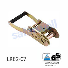 plastic handle Ratchet buckle lashing parts for secure cargo