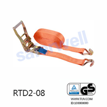 Ratchet Aluminum handle Tie-Downs Breaking Strength 11000 lbs